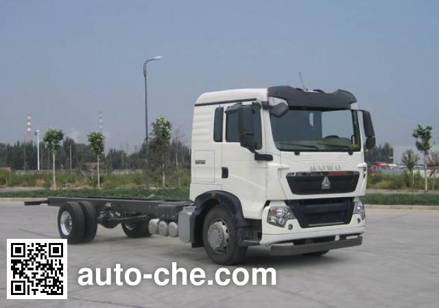 Sinotruk Howo ZZ5187XXYN601GE1 van truck chassis