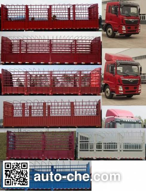 Homan ZZ5188CCYF10EB0 грузовик с решетчатым тент-каркасом