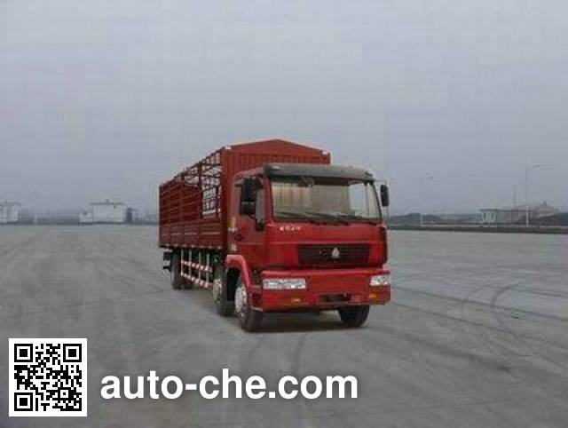 Huanghe ZZ5204CLXG56C5C1 грузовик с решетчатым тент-каркасом