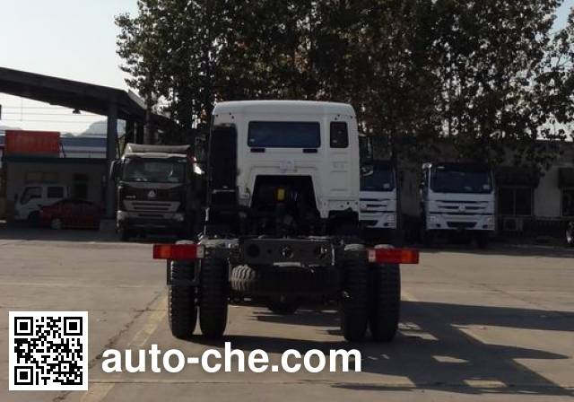 Sinotruk Howo ZZ5207TXFV471GE1 fire truck chassis