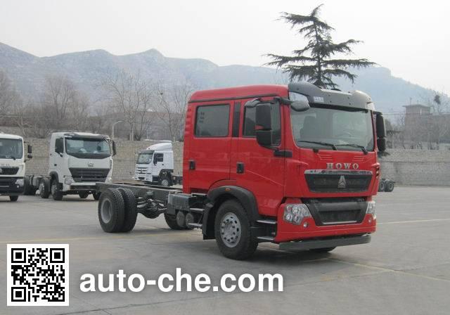 Sinotruk Howo ZZ5207TXFV471GE5 fire truck chassis