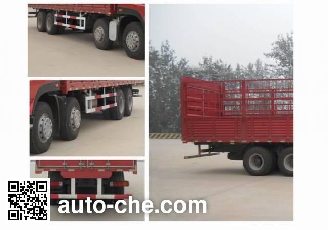Sida Steyr ZZ5243CCYM466GD1 stake truck