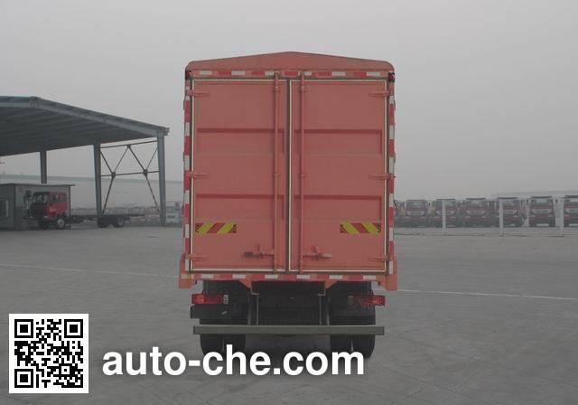 Sida Steyr ZZ5251CCYN56C1E1L грузовик с решетчатым тент-каркасом