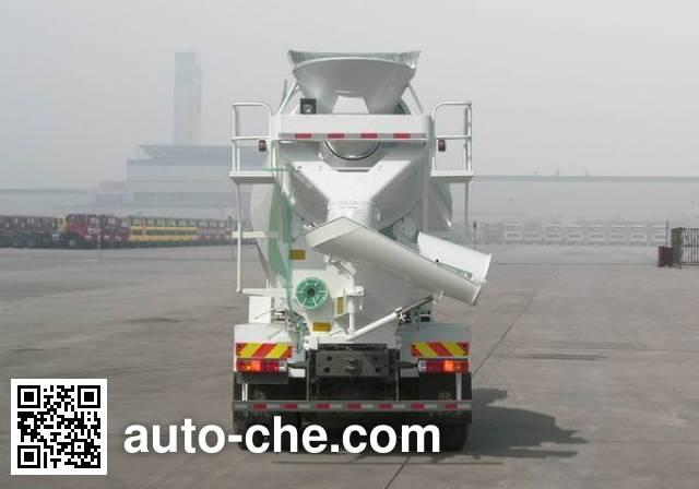 斯达-斯太尔牌ZZ5251GJBN4241D1混凝土搅拌运输车