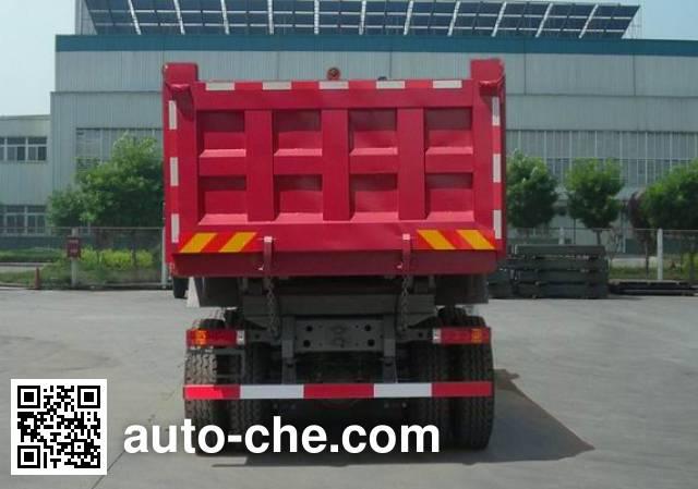 斯达-斯太尔牌ZZ5251ZLJN3441E1自卸式垃圾车