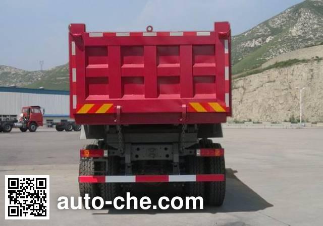 斯达-斯太尔牌ZZ5251ZLJN3641E1自卸式垃圾车