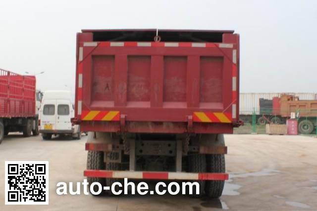 斯达-斯太尔牌ZZ5251ZLJN364GE1自卸式垃圾车