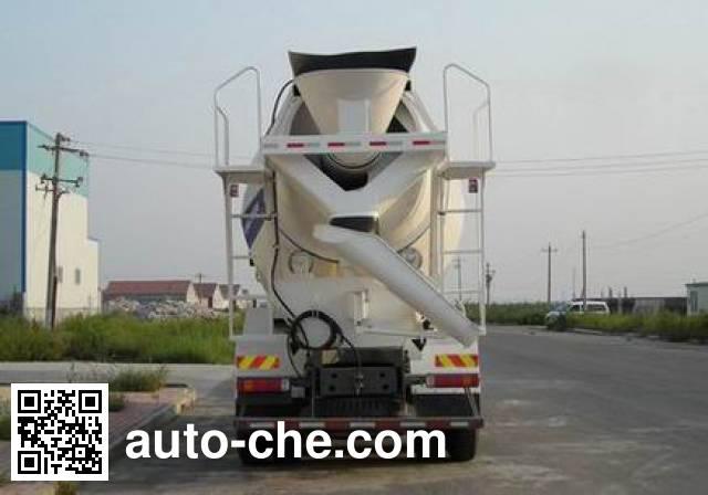 斯达-斯太尔牌ZZ5253GJBM3641C1混凝土搅拌运输车