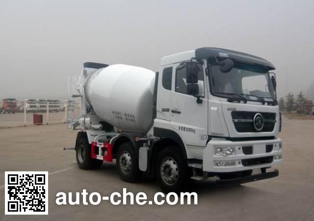 Sida Steyr ZZ5253GJBN27CGE1 concrete mixer truck