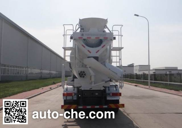Sida Steyr ZZ5253GJBN324GE1 concrete mixer truck
