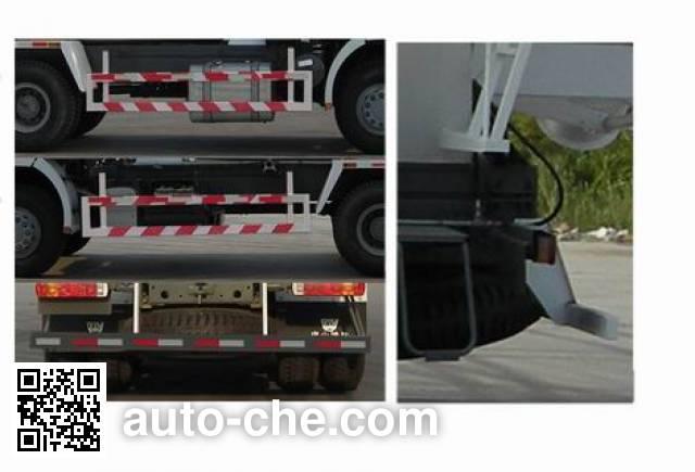 斯达-斯太尔牌ZZ5253GJBN3641C混凝土搅拌运输车