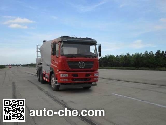 斯达-斯太尔牌ZZ5253GJBN4341D1N混凝土搅拌运输车
