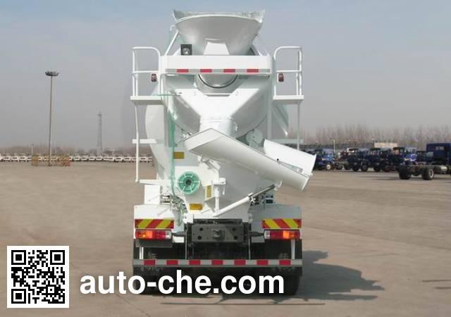 斯达-斯太尔牌ZZ5253GJBN4341E1L混凝土搅拌运输车