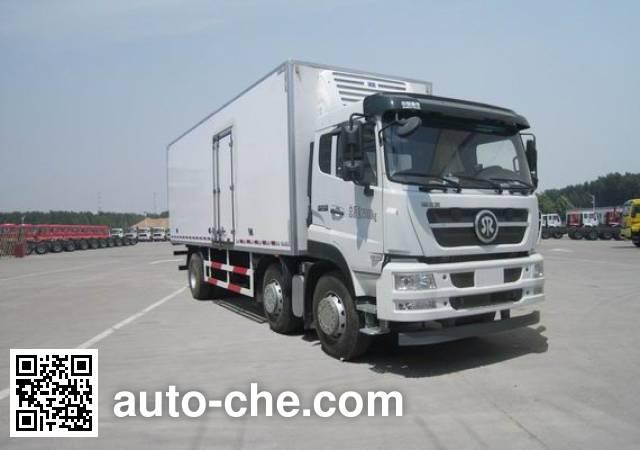 Sida Steyr ZZ5253XLCM56CGE1 refrigerated truck