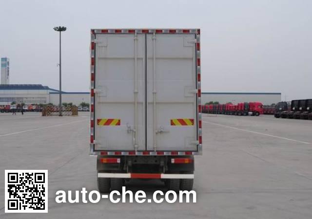 Sida Steyr ZZ5253XXYM56CGD1 box van truck