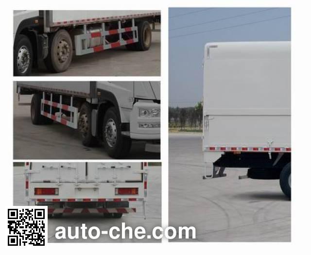 Sida Steyr ZZ5253XYKM56CGD1 wing van truck