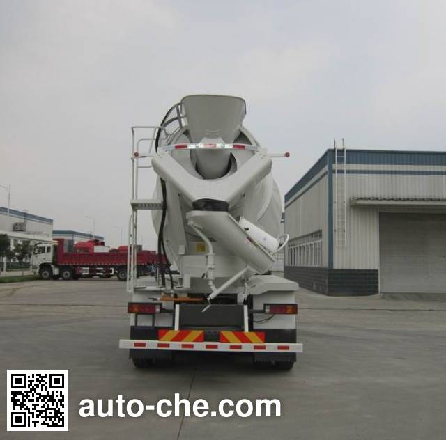 Sinotruk Hohan ZZ5255GJBK3243E1 concrete mixer truck