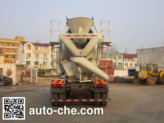 Sinotruk Hohan ZZ5255GJBN27C3E1 concrete mixer truck