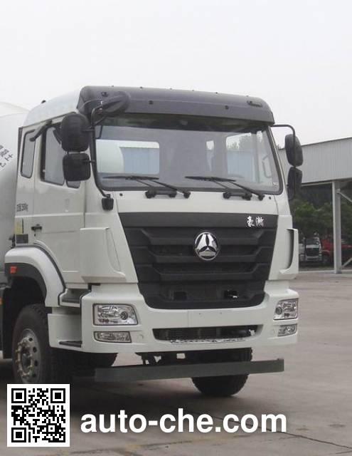 豪瀚牌ZZ5255GJBN3243E1混凝土搅拌运输车