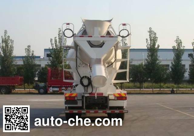 豪瀚牌ZZ5255GJBN4146D1混凝土搅拌运输车