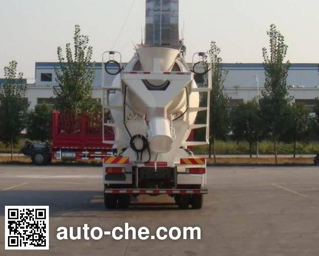 Sinotruk Hohan ZZ5255GJBN4346E1L concrete mixer truck
