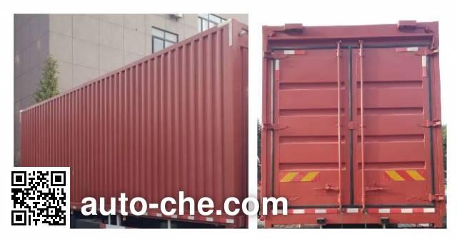 Sinotruk Hohan ZZ5255XYKH56C3D1 wing van truck