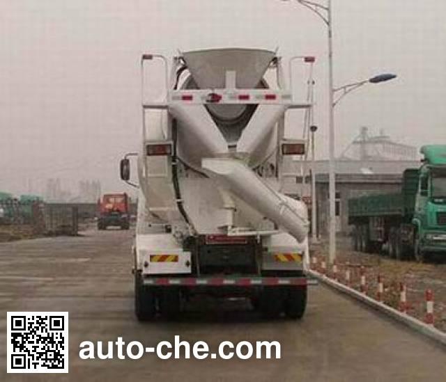 斯达-斯太尔牌ZZ5256GJBM3646C混凝土搅拌运输车