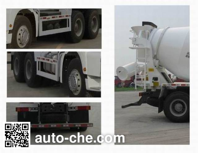 Sinotruk Sitrak ZZ5256GJBV364MD1 concrete mixer truck