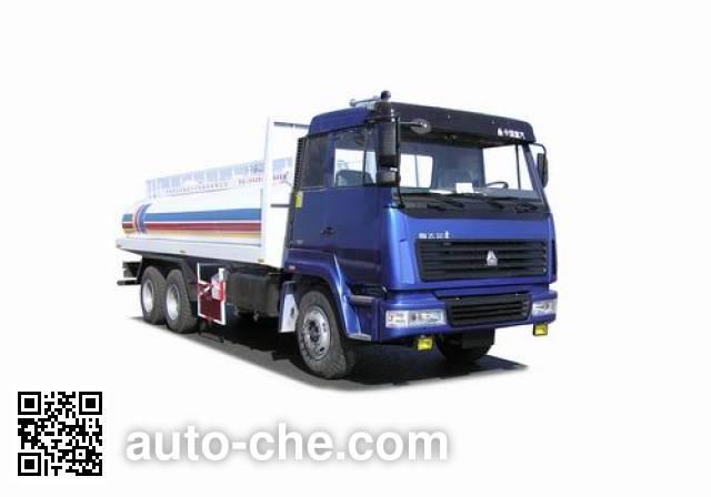 Sida Steyr ZZ5256GJCL4346F well flushing truck