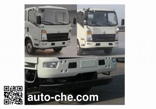 Sinotruk Howo ZZ5257GJBH27CCD1 concrete mixer truck