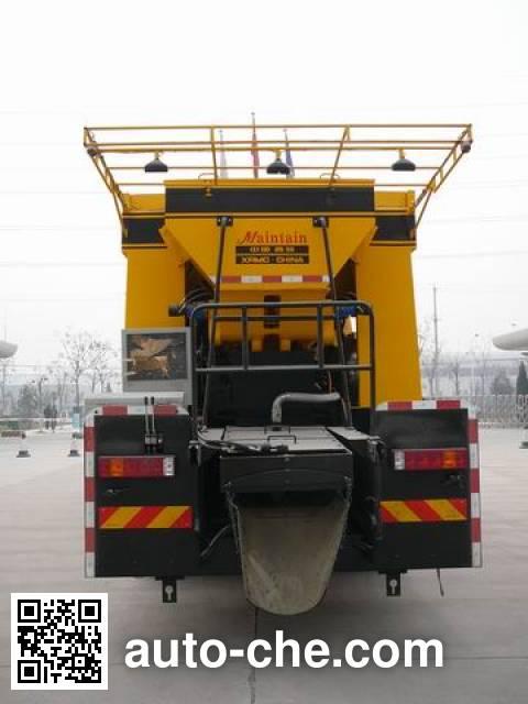 Sinotruk Howo ZZ5257TFCM3847D1 slurry seal coating truck
