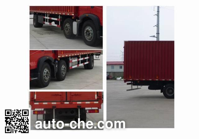Sinotruk Howo ZZ5257XYKM56CGE1 wing van truck