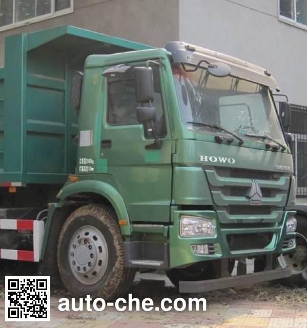 Sinotruk Howo ZZ5257ZLJN3847D1 dump garbage truck