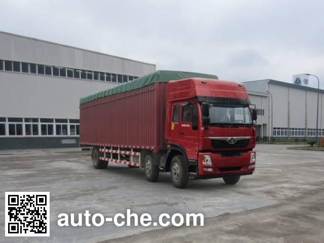 Homan ZZ5258CPYKC0DB0 soft top box van truck