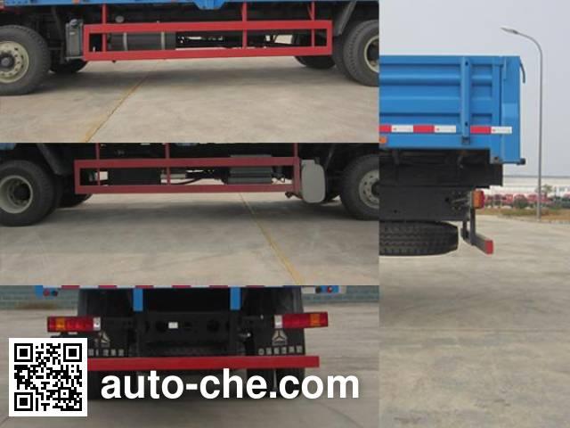 Homan ZZ5258JSQKC0DB0 truck mounted loader crane