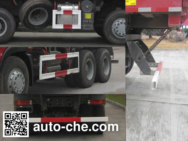 Homan ZZ5258ZLJM40DB0 dump garbage truck