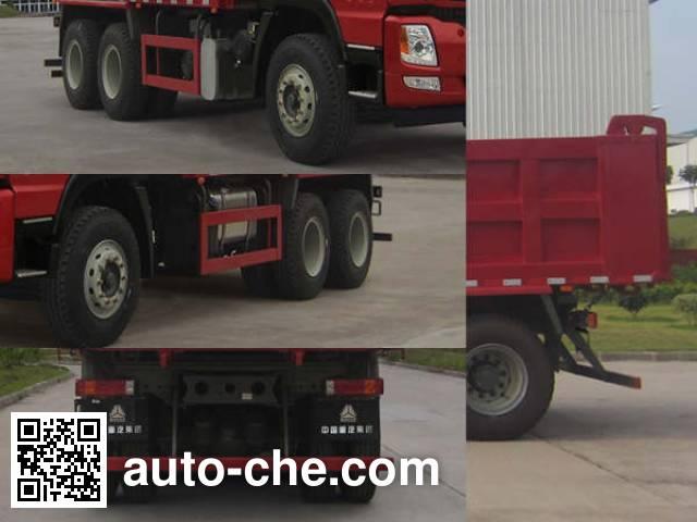 Homan ZZ5258ZLJM40DB2 dump garbage truck
