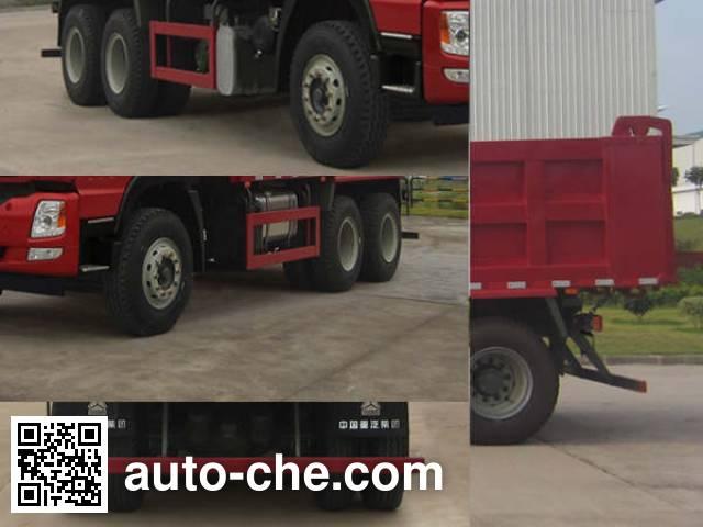 Homan ZZ5258ZLJM40DB3 dump garbage truck