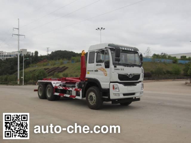 Homan ZZ5258ZXXM40EB0 detachable body garbage truck