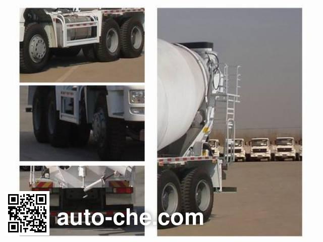 豪瀚牌ZZ5265GJBK3243D1K混凝土搅拌运输车