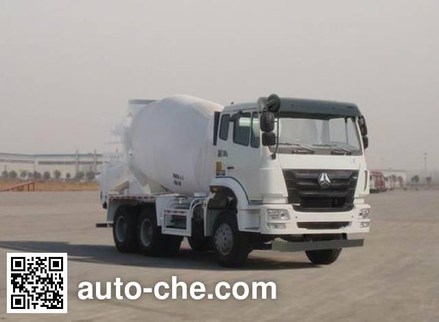Sinotruk Hohan ZZ5265GJBN3243D1K concrete mixer truck