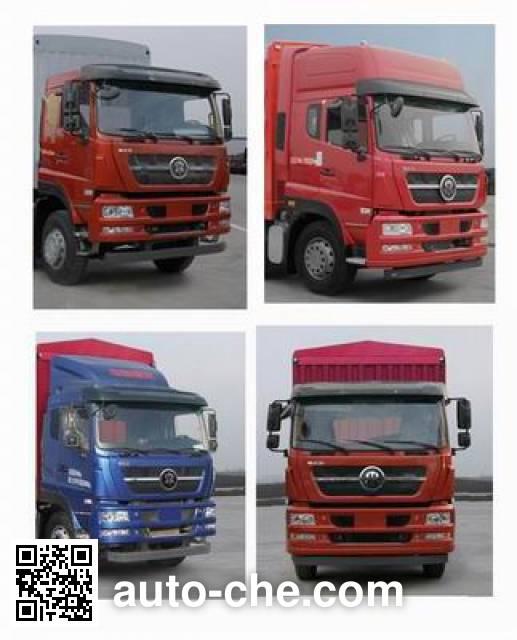 Sida Steyr ZZ5253CCYM56CGD1 stake truck