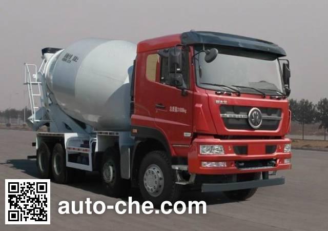 斯达-斯太尔牌ZZ5313GJBN306GD1混凝土搅拌运输车
