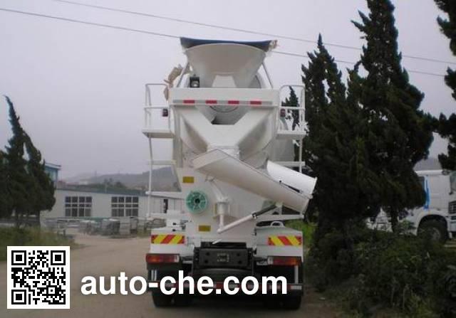 斯达-斯太尔牌ZZ5313GJBN3661C1混凝土搅拌运输车