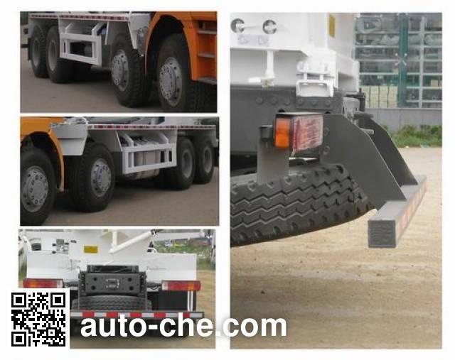 Sida Steyr ZZ5313GJBN3861D1 concrete mixer truck