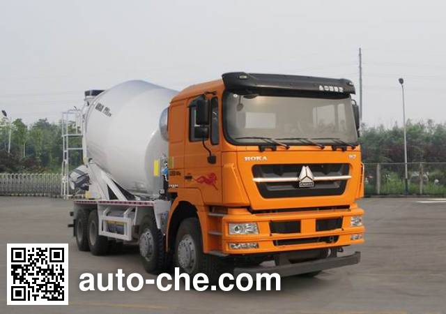 Sida Steyr ZZ5313GJBN3861E1L concrete mixer truck