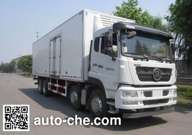 Sida Steyr ZZ5313XLCN466GE1 refrigerated truck
