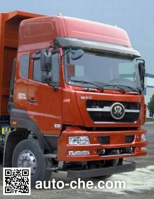斯达-斯太尔牌ZZ5313ZLJN4661D1N自卸式垃圾车