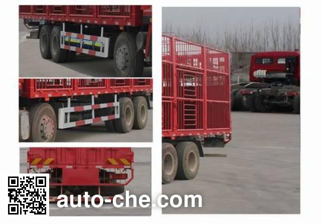 豪瀚牌ZZ5315CCQM4663E1L畜禽运输车