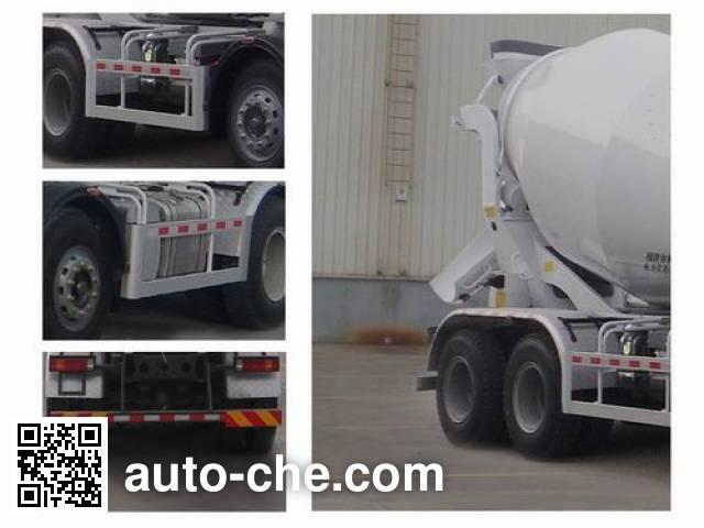 豪瀚牌ZZ5315GJBN3266D1混凝土搅拌运输车